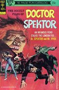 Occult Files of Doctor Spektor (1973 Gold Key) 5