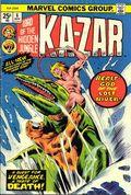 Ka-Zar (1974 2nd Series) 6