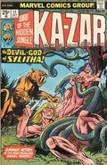 Ka-Zar (1974 2nd Series) 11