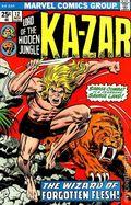 Ka-Zar (1974 2nd Series) 12