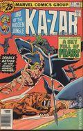 Ka-Zar (1974 2nd Series) 17