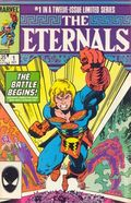 Eternals (1985 2nd Series) 1