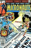 Micronauts (1979 1st Series) 6