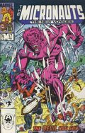 Micronauts The New Voyages (1984) 17