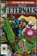 Eternals (1985 2nd Series) 4