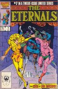 Eternals (1985 2nd Series) 7