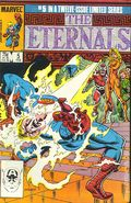 Eternals (1985 2nd Series) 5