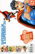 Sins of Youth Superman Jr. and Superboy Sr. (2000 DC) 1