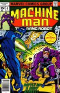 Machine Man (1978 1st Series) 4