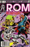 Rom (1979-1986 Marvel) 41