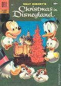 Dell Giant Christmas in Disneyland (1957) 1