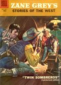 Zane Grey's Stories of the West (1955-1958 Dell) 35