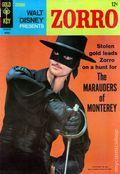 Zorro (1966 Gold Key) 5