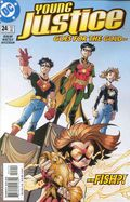 Young Justice (1998) 24