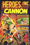 Heroes Inc. Presents Cannon (1969) 1