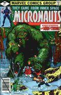 Micronauts (1979 1st Series) 7