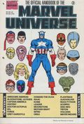 Official Handbook of the Marvel Universe Master Edition (1990-1993) 2