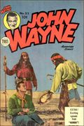 John Wayne Adventure Comics (1949-1955 Toby Press) 25