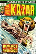 Ka-Zar (1974 2nd Series) 7