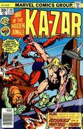 Ka-Zar (1974 2nd Series) 20