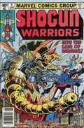 Shogun Warriors (1979) 5
