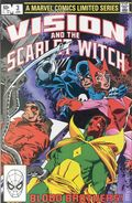 Vision and the Scarlet Witch (1982 1st Series) 3