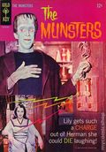 Munsters (1965 Gold Key) 2