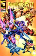 Thunderbolts (1998 Marvel) Wizard Edition 0