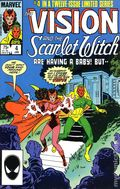 Vision and the Scarlet Witch (1985 2nd Series) 4