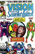 Vision and the Scarlet Witch (1985 2nd Series) 12