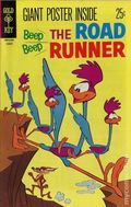 Beep Beep the Road Runner (1966 Gold Key) 19A