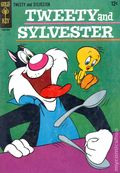 Tweety and Sylvester (1963 Gold Key) 2