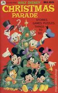 Walt Disney Christmas Parade (1977 Golden Press) 1