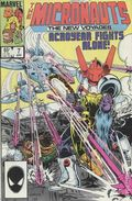 Micronauts The New Voyages (1984) 7