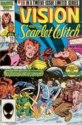 Vision and the Scarlet Witch (1985 2nd Series) 10
