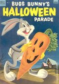 Dell Giant Bugs Bunny's Halloween Parade (1953-1954 Dell) 1