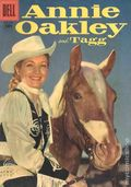 Annie Oakley and Tagg (1955 Dell) 9