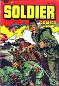 Soldier Comics (1952-1953 Fawcett) 11