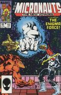 Micronauts The New Voyages (1984) 10
