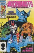 Micronauts The New Voyages (1984) 20