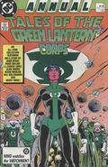 Tales of the Green Lantern Corps (1981) Annual 3