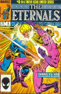 Eternals (1985 2nd Series) 6