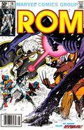 Rom (1979-1986 Marvel) 18
