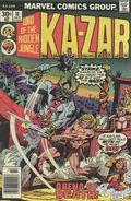 Ka-Zar (1974 2nd Series) 18