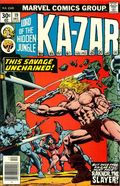 Ka-Zar (1974 2nd Series) 19