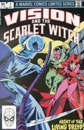 Vision and the Scarlet Witch (1982 1st Series) 1