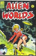 Alien Worlds (1982 1st Series) 4