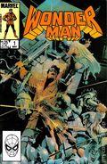 Wonder Man (1986 Marvel) One-Shot 1