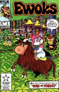 Ewoks (1985 Marvel/Star Comics) 2