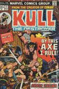 Kull the Conqueror (1971 1st Series) 11